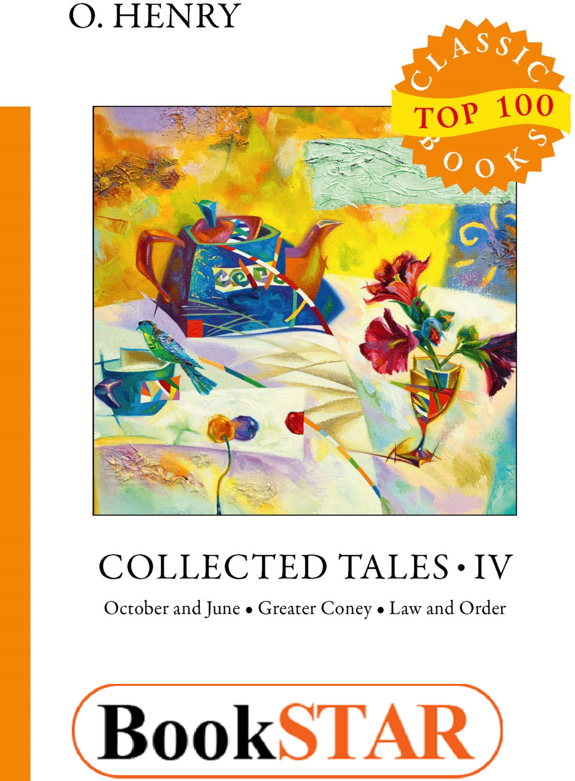 Collected Tales. Part 4: October and June. Greater Coney. Law and Order