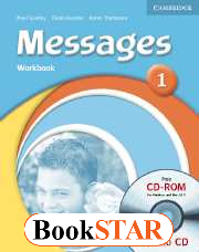 Messages 1 Workbook with Audio CD/CD-ROM (+ Audio CD)