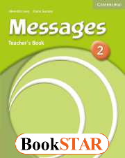 Messages 2 Teacher`s Book
