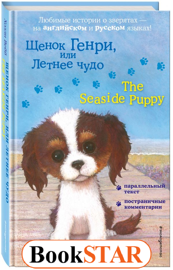 Щенок Генри, или Летнее чудо = The Seaside Puppy